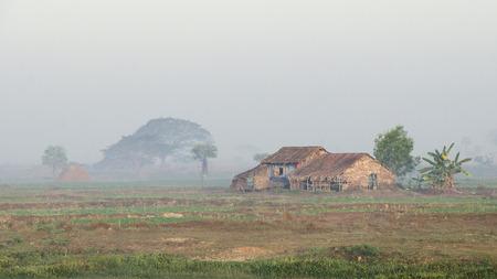 hearthside: Hut Myanmar