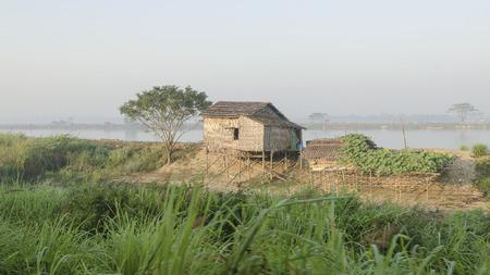 hearthside: Hut on stilts Editorial
