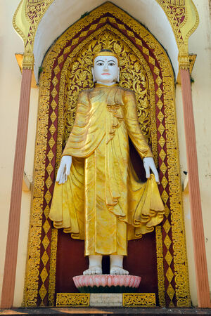 Laymyatnar Buddha photo
