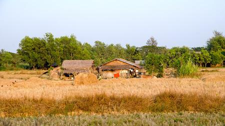 Slum Myanmar photo