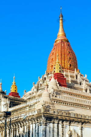 Ananda Phaya  Bagan  Myanmar photo