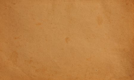 Plain old aged paper textured background photo