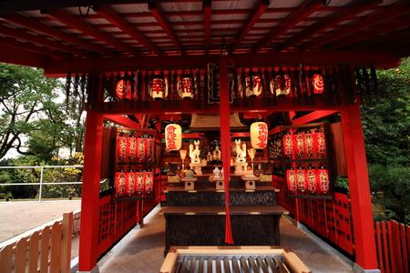 buliding: Jishu shrine Editorial