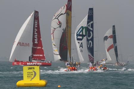 Sanya Volvo International Yacht Race
