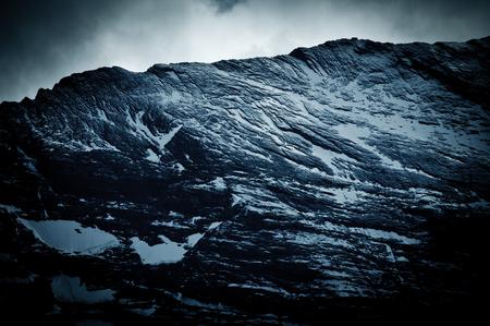 eiger: Eiger Nordwand, Swiss Alps, Switzerland