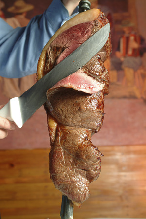 Steak Brazilian Barbecue