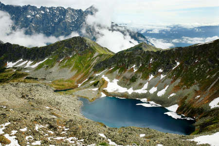 zakopane: Tatra National Park in southern Poland  The Valley of Five Polish Lakes