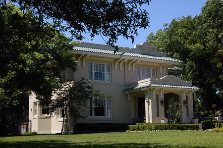 Mansion, Swiss Avenue, Dallas, Texas