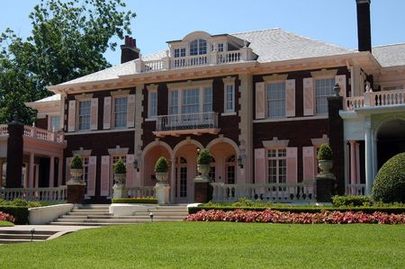 George Greer Mansion, Swiss Avenue, Dallas, Texas