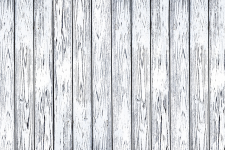 Grunge die witte verf houten textuur pellen. Stockfoto