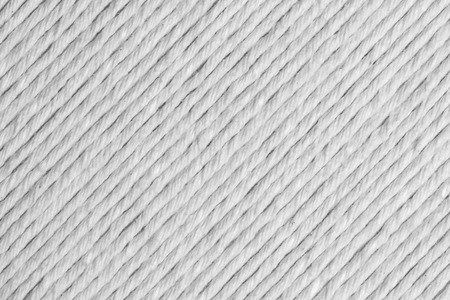 White cotton linen rope background. 写真素材