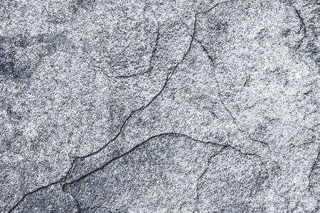 Cracked concrete wall texture. White gray pattern for graphic design.