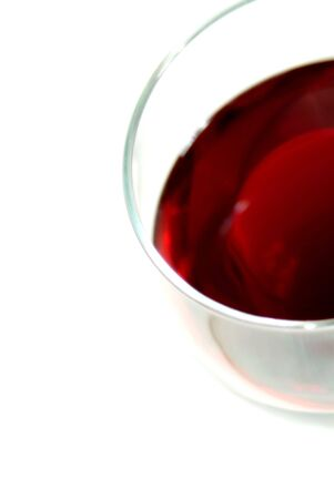 red wine in a glass Stock Photo - 4075863