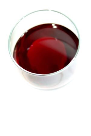 red wine in a glass Stock Photo - 4104732