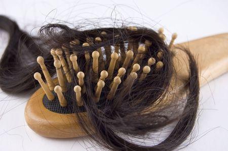 leucemia: problema de p�rdida de cabello
