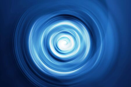 3d blue abstract background Stock Photo - 2835337