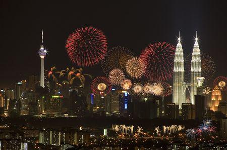 Kuala Lumpur, Malaysia Stock Photo - 2835409
