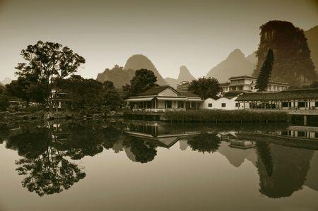 Yang Shuo, Guilin, China photo