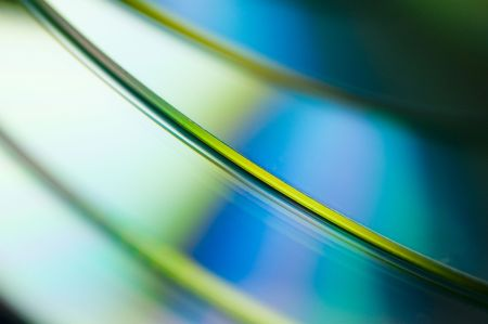 abstract of compact discs
