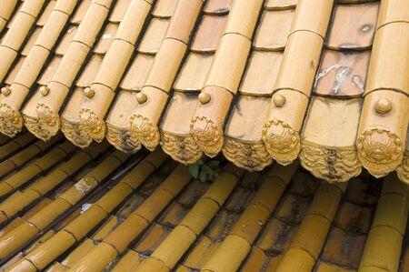 bamboo roof photo