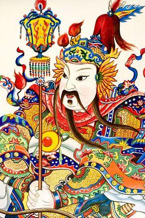 oriental art photo