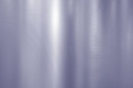 Shiny Brushed Steel. Texture or background Stock Photo - 3733276