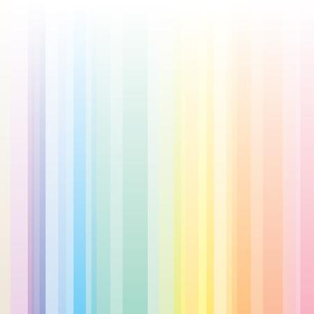 armonia: Perfecta armon�a con el patr�n de rayas arco iris de colores, ideal para un segundo plano. Vectores