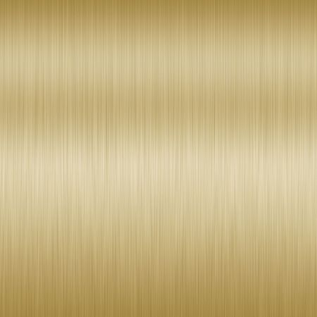Shiny Bronze Brushed Steel. Texture or background. Stock Photo - 5316280