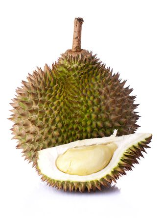 exoticism: King of fruits, durian Stock Photo