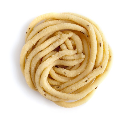Murukku is a savoury snack popular in India and Sri Lanka. It is also widely known in places such as Fiji and even Malaysia, where is there a considerable number of Tamil descendants. photo