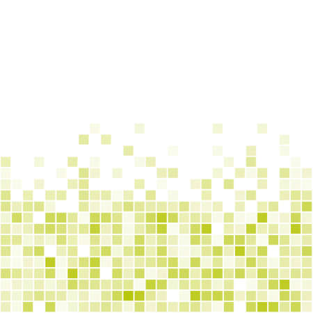 Seamless Green Tiles Background with Copy Space Stock Photo - 12726326