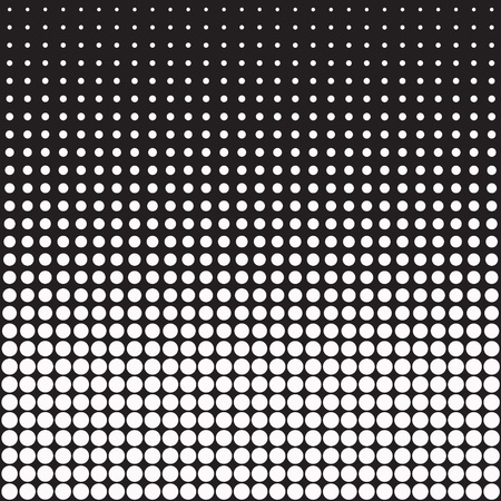Halftone dots for backgrounds and design photo
