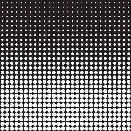 Halftone dots voor achtergronden en design Stockfoto