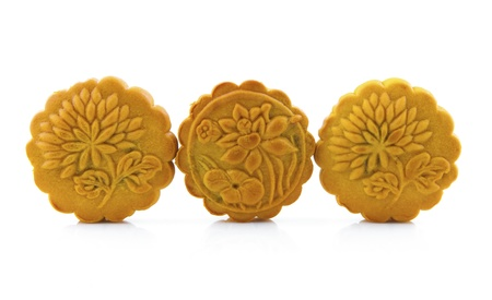 traditionally: Mooncake traditionally eaten during the Mid-Autumn Festival and this is one of the four most important Chinese festivals.