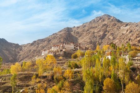 monasteri: Monastero di Alchi a Leh, India del Nord