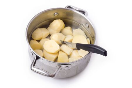 free plates: Casserole with potatoes