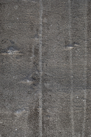 Monochromatic Texture of Old Tar or Asphalt Roofing 写真素材 - 118054866