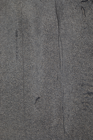 Monochromatic Texture of Old Tar or Asphalt Roofing