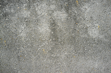 Monochromatic Texture of Old Weathered Concrete Wall with Cracks and Water Stains Reklamní fotografie