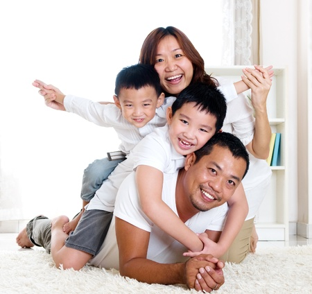 familia saludable: cuestas diversi�n