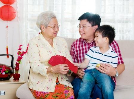 Chinese new year Stock Photo - 22010149