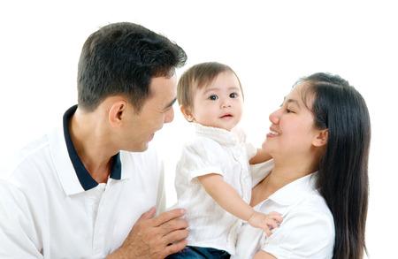 pan asian: Parenthood