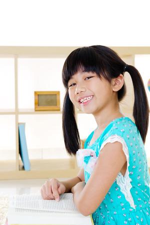 intelligently: Happy little reader