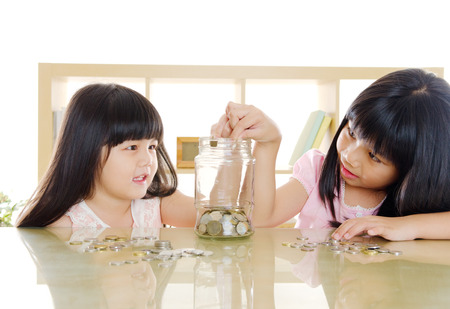 counting money: Young savers
