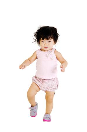 walking baby