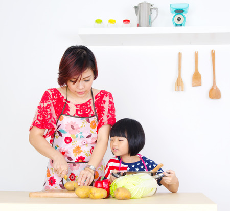 asian cooking: cooking