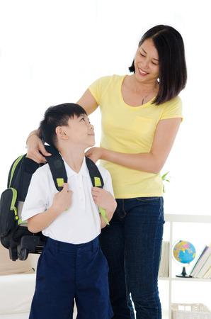 Klaar voor school