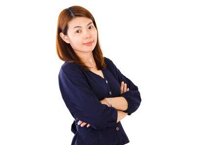 Portrait of a confident asian woman Фото со стока