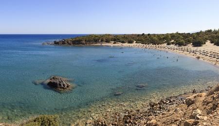 rhodes: Glystra Bay in Rhodes