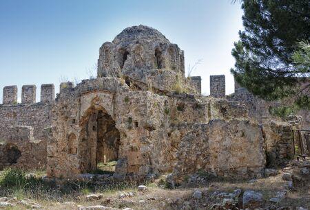 Alanya: Ruins in Alanya